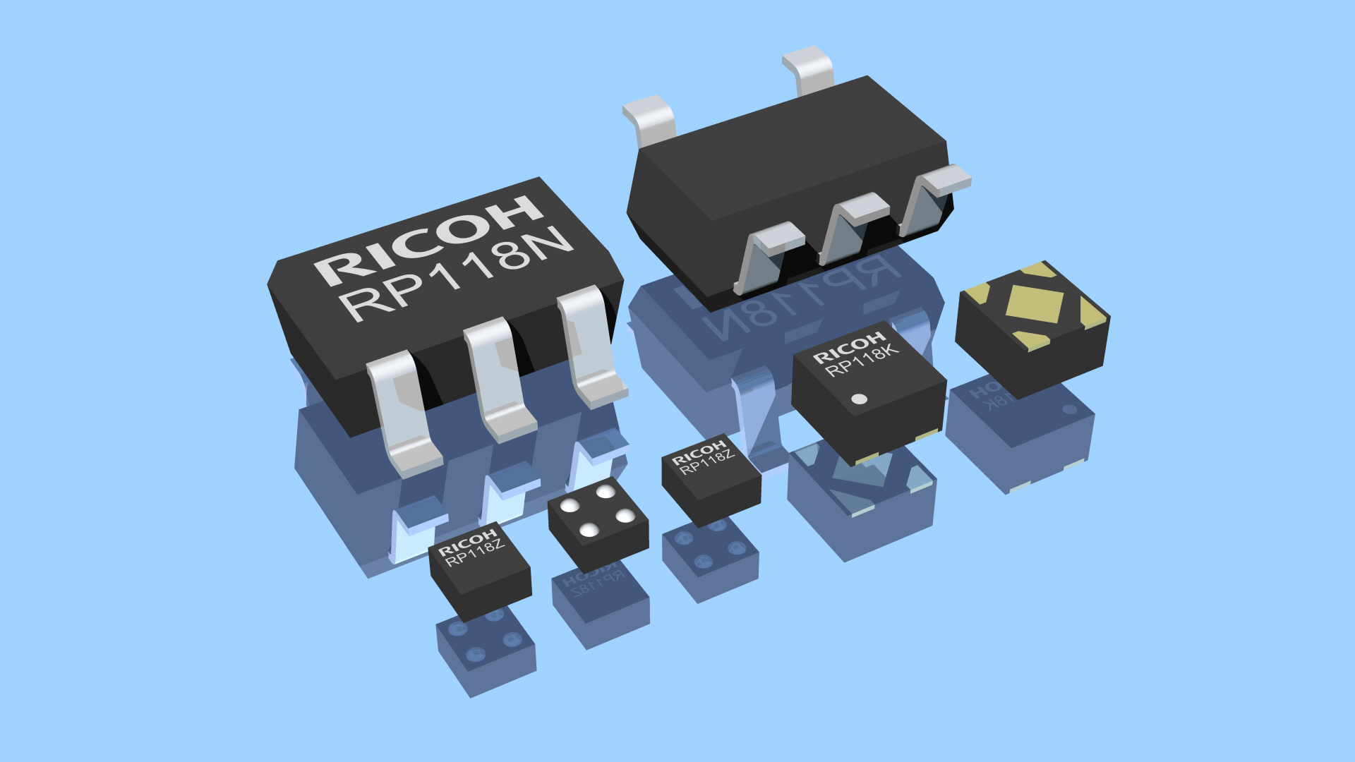 Ultralow Ldo Regulator From Ricoh Line One Sales The Device Switches Automatically Between Low Power Consumption Mode And Fast Transient Response Based On Output Current Demand Of