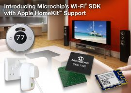 MC1383 – Wi-Fi SDK with HomeKit support – image hi