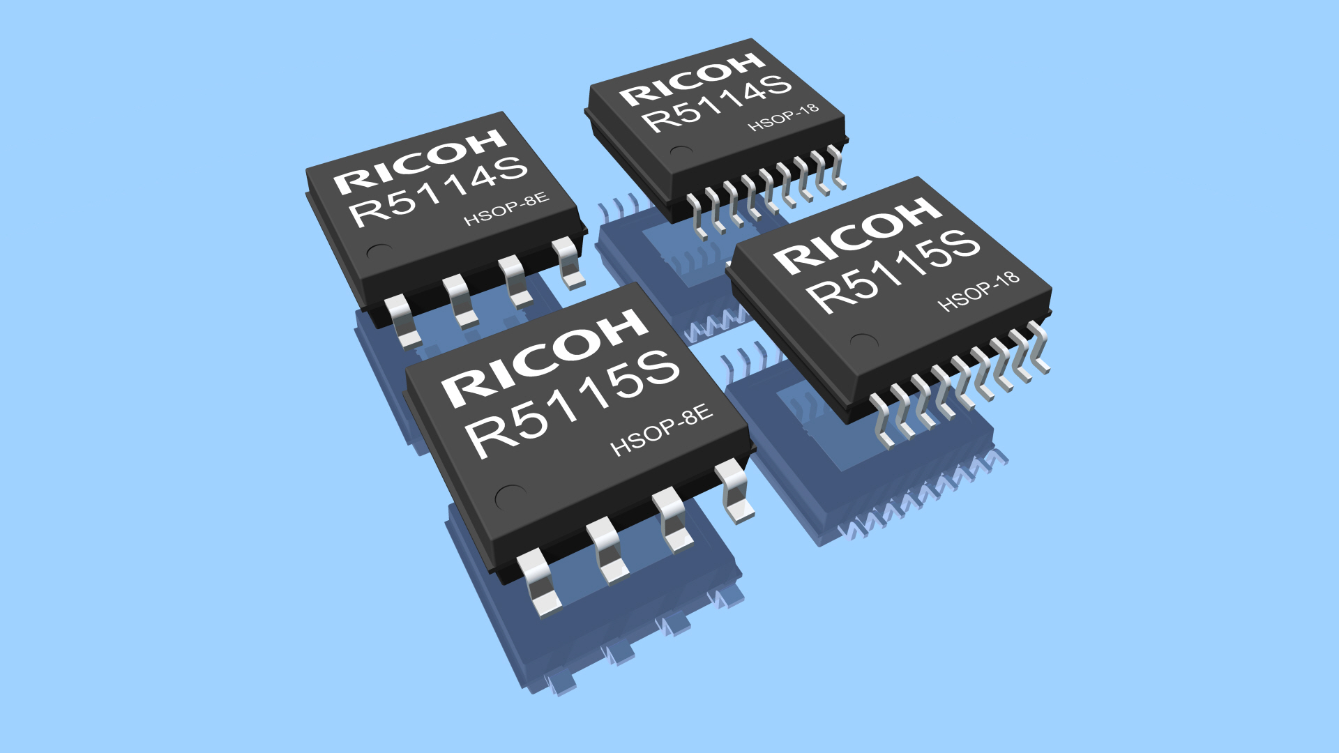 Ricoh Launches New Automotive IC | Line One Sales